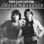 Chisholm & Spence - Your Last Letter