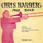 Chris Barber's New Orleans Jazz Band - s/t
