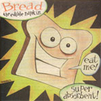 Christie Front Drive - Bread · The Edible Napkin