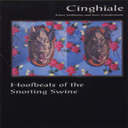 Cinghiale - Hoofbeats Of The Snorting Swine