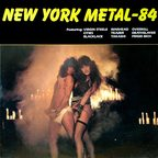 Cities - New York Metal - 84