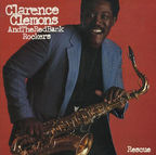 Clarence Clemons And The Red Bank Rockers - Rescue