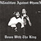 Coalition Against Shane - Down With The King
