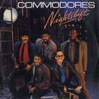 Commodores - Nightshift