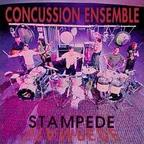 Concussion Ensemble - Stampede