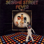 Cookie Monster And The Girls - Sesame Street Fever