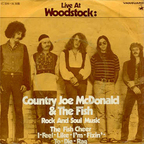 Country Joe McDonald & The Fish - Live At Woodstock