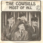 Cowsills - Most Of All