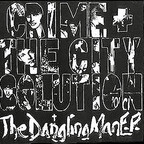 Crime + The City Solution - The Dangling Man e.p.