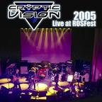 Cryptic Vision - 2005 · Live At ROSFest