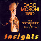 Dado Moroni Trio - Insights