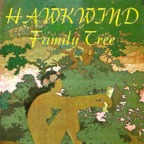 Dave Brock - Hawkwind Family Tree