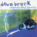 Dave Brock - Memos And Demos
