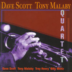 Dave Scott · Tony Malaby Quartet - s/t