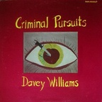 Davey Williams - Criminal Pursuits