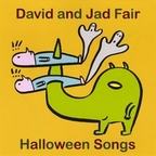 David And Jad Fair - Halloween Songs