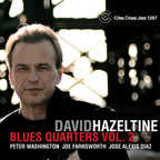 David Hazeltine - Blues Quarters · Vol. 2