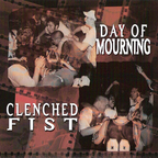 Day Of Mourning - Clenched Fist