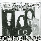 Dead Moon - Black September