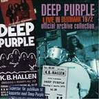 Deep Purple - Live In Denmark 1972 · Official Archive Collection