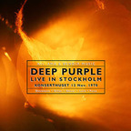 Deep Purple - Live In Stockholm · Konserthuset 12 Nov. 1970