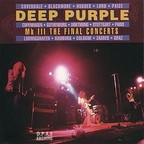 Deep Purple - Mk III The Final Concerts