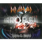 Def Leppard - Mirror Ball · Live & More