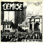 Demise - All Of This For Nothing
