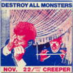 Destroy All Monsters - Nov. 22