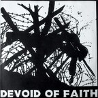 Devoid Of Faith - s/t