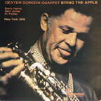 Dexter Gordon Quartet - Biting The Apple
