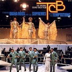 Diana Ross And The Supremes - The Original Soundtrack From TCB · Starring Diana Ross And The Supremes With The Temptations