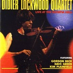 Didier Lockwood Quartet - Live At The Olympia Hall