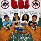 Dirty Rotten Imbeciles - 4 Of A Kind