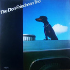 Don Friedman Trio - s/t
