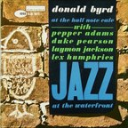 Donald Byrd - At The Half Note Cafe · Vol. 1