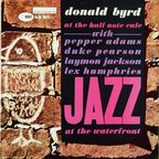 Donald Byrd - At The Half Note Cafe · Vol. 2