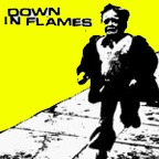 Down In Flames - s/t