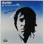 Eef Albers Kwartet - Skyrider · ...And All That Jazz Volume 6