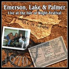 Emerson Lake & Palmer - Live At The Isle Of Wight Festival