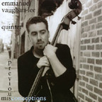Emmanuel Vaughan-Lee Quintet - Previous Misconceptions