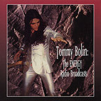 Energy (US) - The Energy Radio Broadcasts (released by Tommy Bolin)