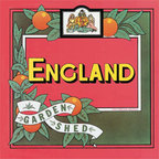 England (UK 2) - Garden Shed