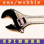 Eno / Wobble - Spinner