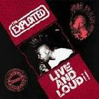 Exploited - Live And Loud!!