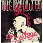 Exploited - On Stage