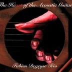 Fabien Degryse Trio - The Heart Of The Acoustic Guitar