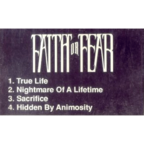 Faith Or Fear - s/t