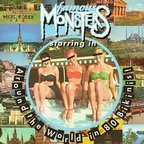 Famous Monsters - Around The World In 80 Bikinis!