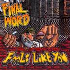 Final Word - Fools Like You
